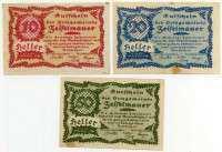 Нотгельд Австрия набор 04 (б)