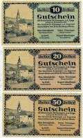 Нотгельд Австрия набор 15 (б)