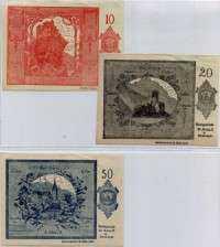 Нотгельд Австрия набор101 с печатью (б)