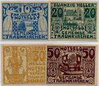 Нотгельд Австрия набор103 (б)