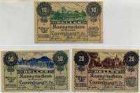Нотгельд Австрия набор122 (б)