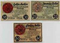 Нотгельд Австрия набор144 (б)