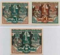 Нотгельд Австрия набор175 (б)