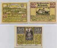 Нотгельд Австрия набор176 (б)