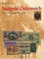 каталог банкнот нотгельдов Австрии 1914-1918 1996 г