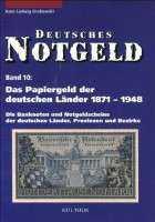 Каталог банкнот нотгельдов Германии 1871-1948 гг 2006 г