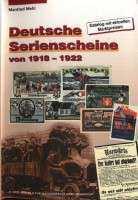 Каталог банкнот нотгельдов Германии 1918-1922 гг 1998 г