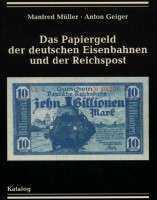 Каталог банкнот нотгельдов частных и земельных эмиссионных банков Германии 1918-1922 гг 1998 г