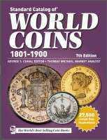 Каталог монет Краузе 1801-1900 7 издание