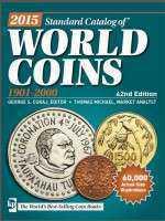 Каталог монет Краузе 1901-2000 7 выпуск 2012 год