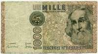 1000 лир 1982 (391) Италия (б)