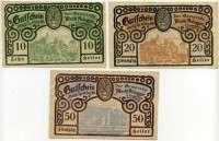 Нотгельд Австрия набор 14 (б)