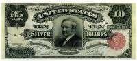 США 10 долларов 1891 (6381100) копия (б)
