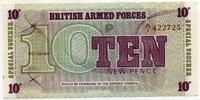 10 пенсов Великобритания (б)