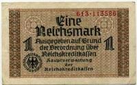 1 марка (586) Германия (б)