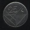 25 центов 1990 Аруба