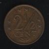 2,5 цента 1978 Антильские острова