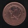 10 центов 1964 Восточные Карибы