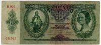 10 пенгё 1936 (072) Венгрия (б)