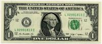 1 доллар 2009 США (б)