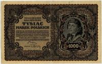 1000 марок 1919 (827) Состояние! Польша (б)
