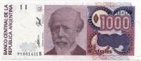 1000 аустралей Аргентина (б)