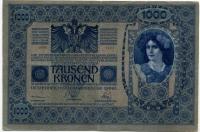 1000 крон 1902 (484) Австро-Венгрия (б)
