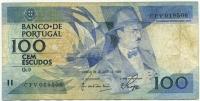 100 эскудо 1988 (506) Португалия (б)