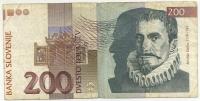 200 толаров 1997 (096) Словения (б)