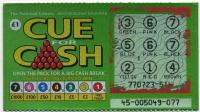 Ирландия Лотерея Cue for Cash (б)