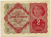 2 кроны 1922 Австрия (б)
