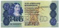 2 рэнда 1983 В.З. Рибек ЮАР (б)