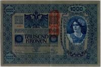 1000 крон 1902 (204) Австро-Венгрия (б)