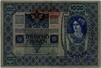 1000 крон 1902 (899) Австро-Венгрия (б)