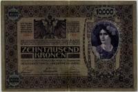 10000 крон 1918 (561) Австро-Венгрия (б)
