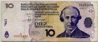 10 песо 2006 (696) Аргентина (б)