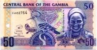 50 даласи Гамбия (б)