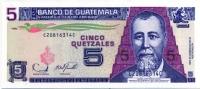 5 кетцаль 2006 Гватемала (б)