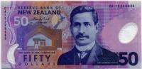 50 долларов (896) полимер Новая Зеландия (б)
