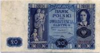 20 злотых 1936 (785) Польша (б)