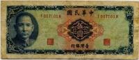5 юаней (101) Тайвань (б)