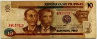 10 песо (915) Филиппины (б)