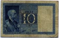 10 лир 1935 (719) Италия (б)
