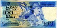 100 эскудо 1988 (800) Португалия (б)