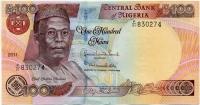 100 найра 2011 Нигерия (б)