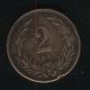2 филлера 1895 Венгрия